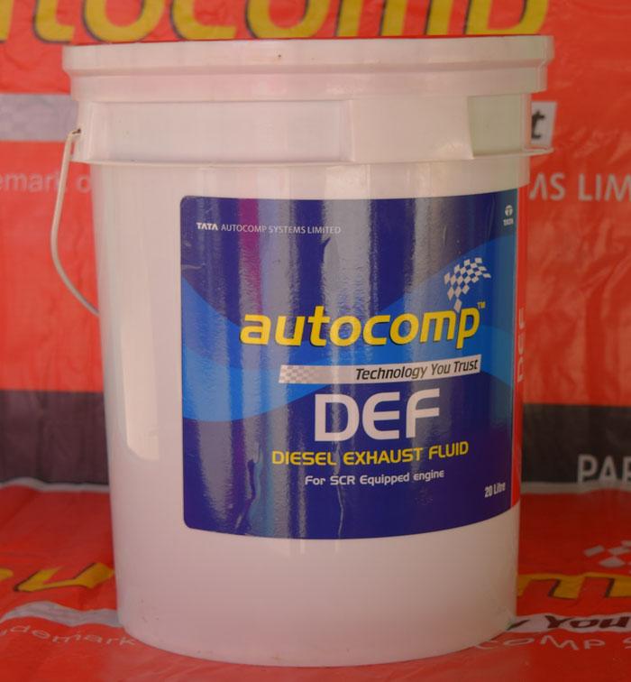 TATA Autocomp Diesel Exhaust Fluid