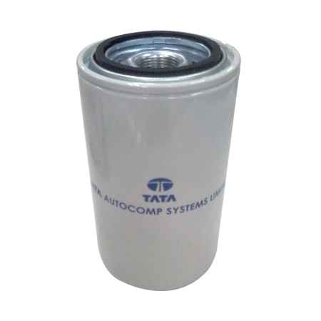 TATA Autocomp Lube Filter and Fuel Filter