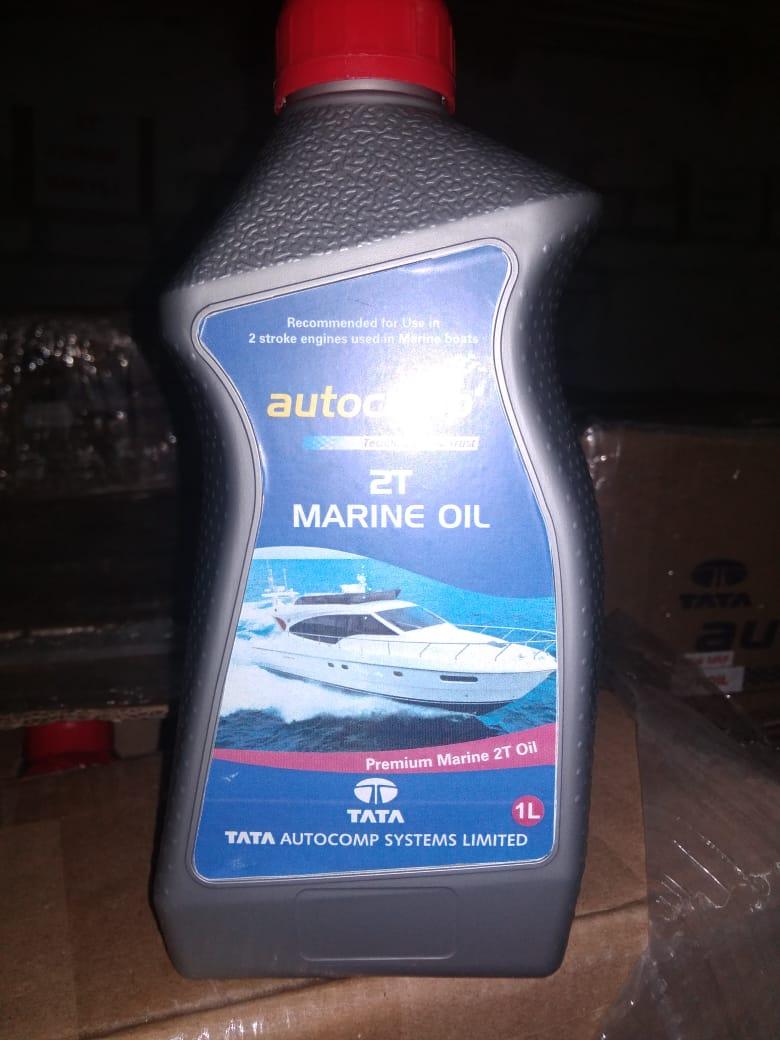 TATA Autocomp 2T Marine Engine Oil